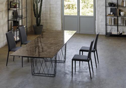 Stół industrialny rozkładany
