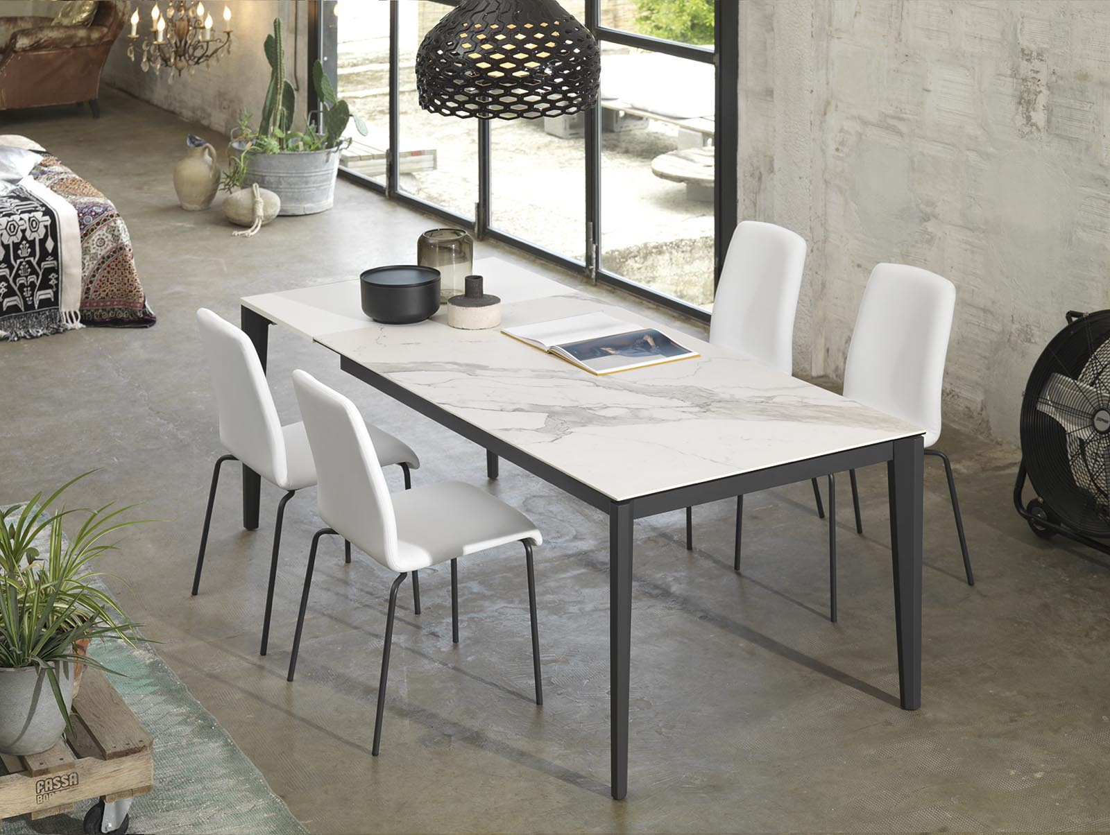 Stół leonardo - jak należy zrobić rozkładany stół